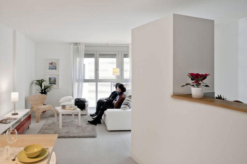 E111. Interior d'habitatge tipus 3. Foto: Adrià Goula
