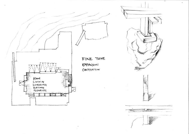 Workshop House in site. Sidney 2007. Arxiu Flores i Prats
