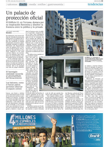 El-Pais. Ed. Nacional 13 abril 2011